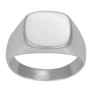 SON of NOA - SON herre ring i rhodineret sølv, med en blankpoleret overflade. 125-104-9.