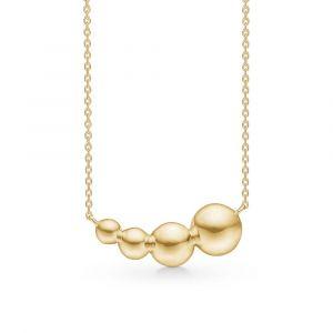 Biggest Ball halskæde i 14 karat guld (1520078)