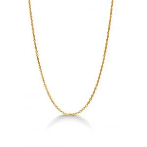 Mads Z - Anker halskæde i 8 karat guld. 932000.