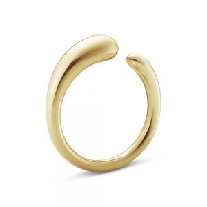 Georg Jensen Mercy mini ring i 18 karat guld