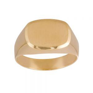 Nordahl Andersen herre ring i 14 karat guld