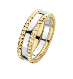 Spirit Icons - Campaign nr 12 ringe i sølv - Sæt af 3 ringe. 80012