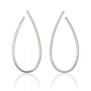 Dulong Kharisma Mega sølv øreringe. KHA1-F1070